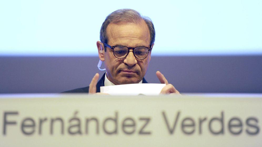 Foto: El número dos de Florentino Pérez en ACS, Marcelino Fernández Verdes. (EFE)