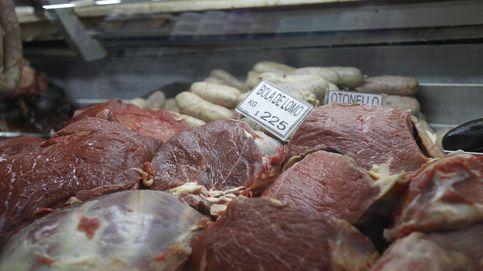 Los supermercados, a rebosar de cavas, marisco y carne para estas Navidades