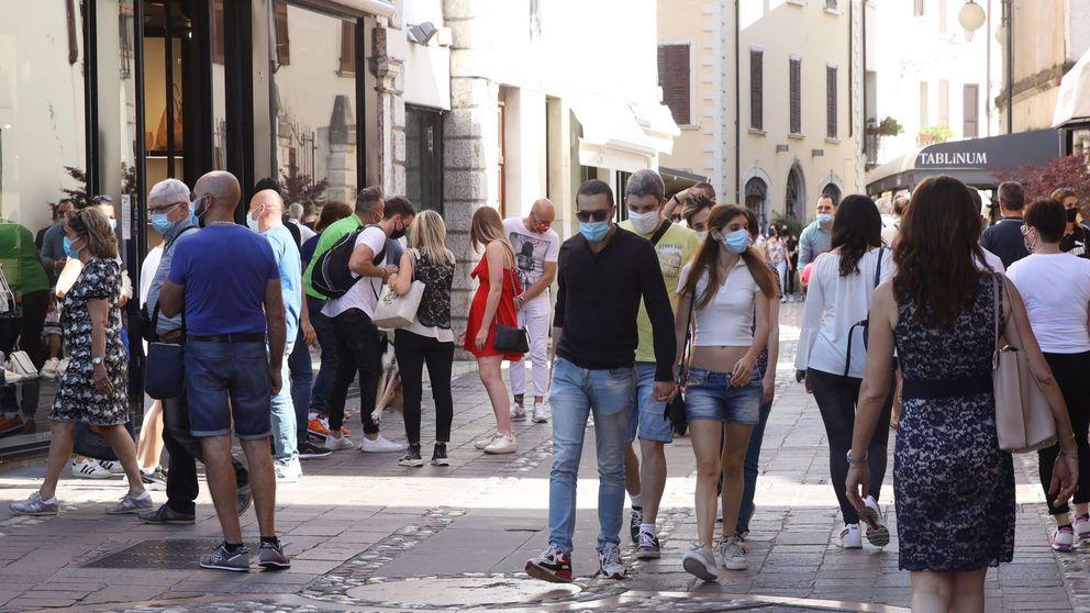Italia reclutará a 60.000 voluntarios para evitar aglomeraciones en la desescalada