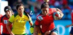Post de El rugby femenino no existe: otro hito de la Selección española
