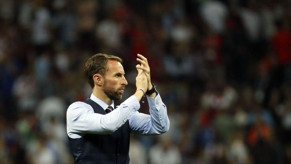 Las emotivas cartas con las que Gareth Southgate conquistó Inglaterra