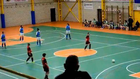 Un equipo de fútbol sala se niega a jugar sin mascarilla por el coronavirus