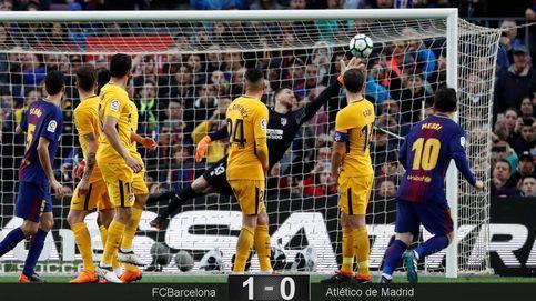 Messi es fiel a su rutina en los días clave y apunta la Liga al muy eficaz Barça