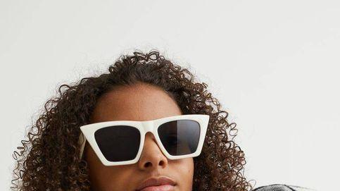 H&M tiene la cazadora camisera de print tablero de ajedrez para triunfar