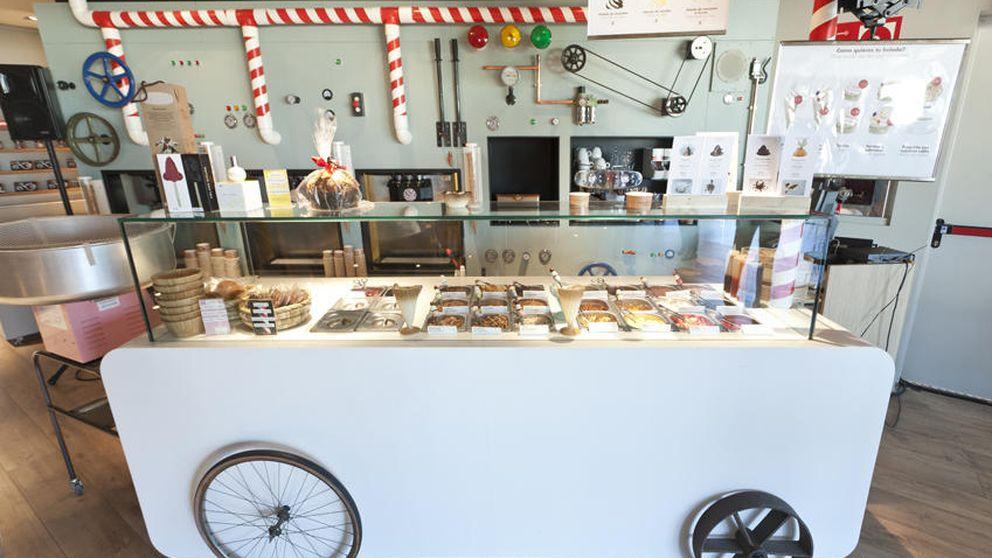 Las heladerías que harían las delicias del mismísimo Tim Burton