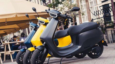 Esta es la moto eléctrica anti-robos que llegará a España (y todas deberían ser así)