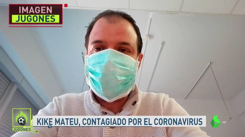 El periodista Kike Mateu. (Atresmedia)