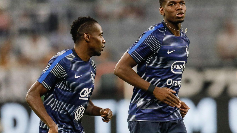 Las polémicas raciales salpican a los Bleus de Deschamps: Benzema, Cantona, Pogba...
