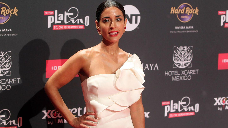 Inma Cuesta, en los Premios Platino 2019. (EFE)