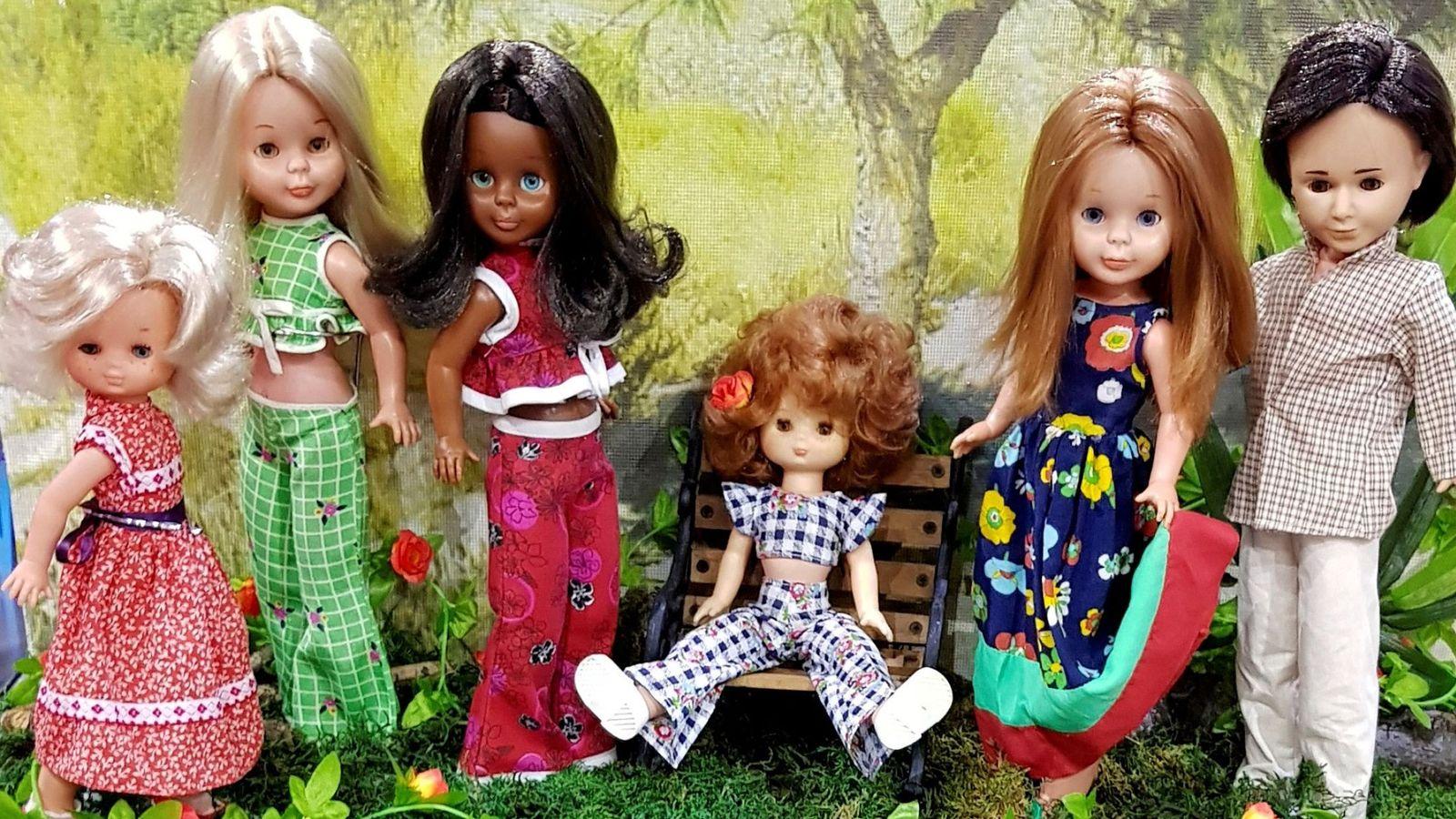 Foto: Nancy es una de las marcas de la juguetera Famosa. (EFE)