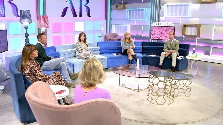 'Club social' de 'El programa de Ana Rosa'. (Mediaset España)