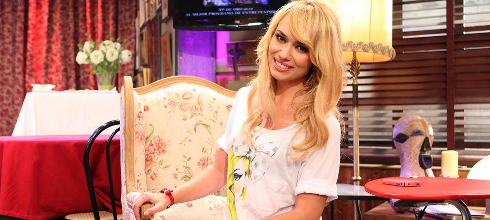Foto: La presentadora Patricia Conde, en una imagen de archivo (I.C.)