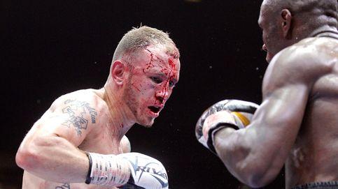 Cómo triunfar en el boxeo tras evitar la muerte (dos veces) en la guerra de Irak