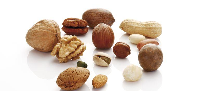 Foto: Cualquier fruto seco tiene importante beneficios para la salud. (Corbis)