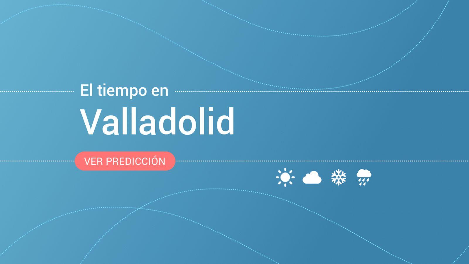 Foto: El tiempo en Valladolid. (EC)