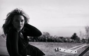 Cate Blanchett, camaleónica y bella