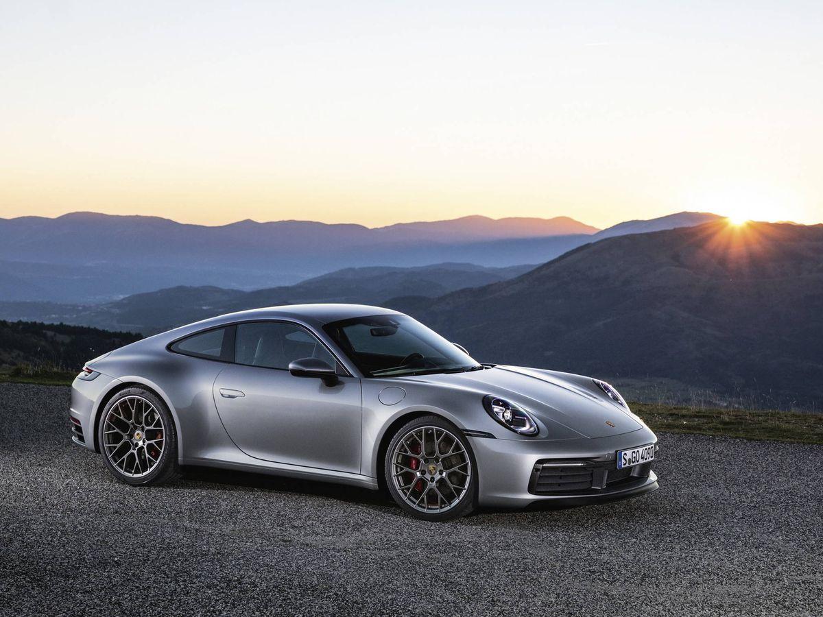 Foto: El Porsche 911 actual está en venta desde la pasada primavera y ahora también con cambio manual.