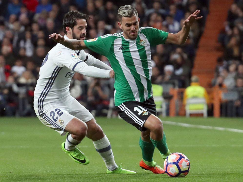 Foto: Isco y Ceballos, dos excelentes centrocampistas para el Real Madrid. (EFE)