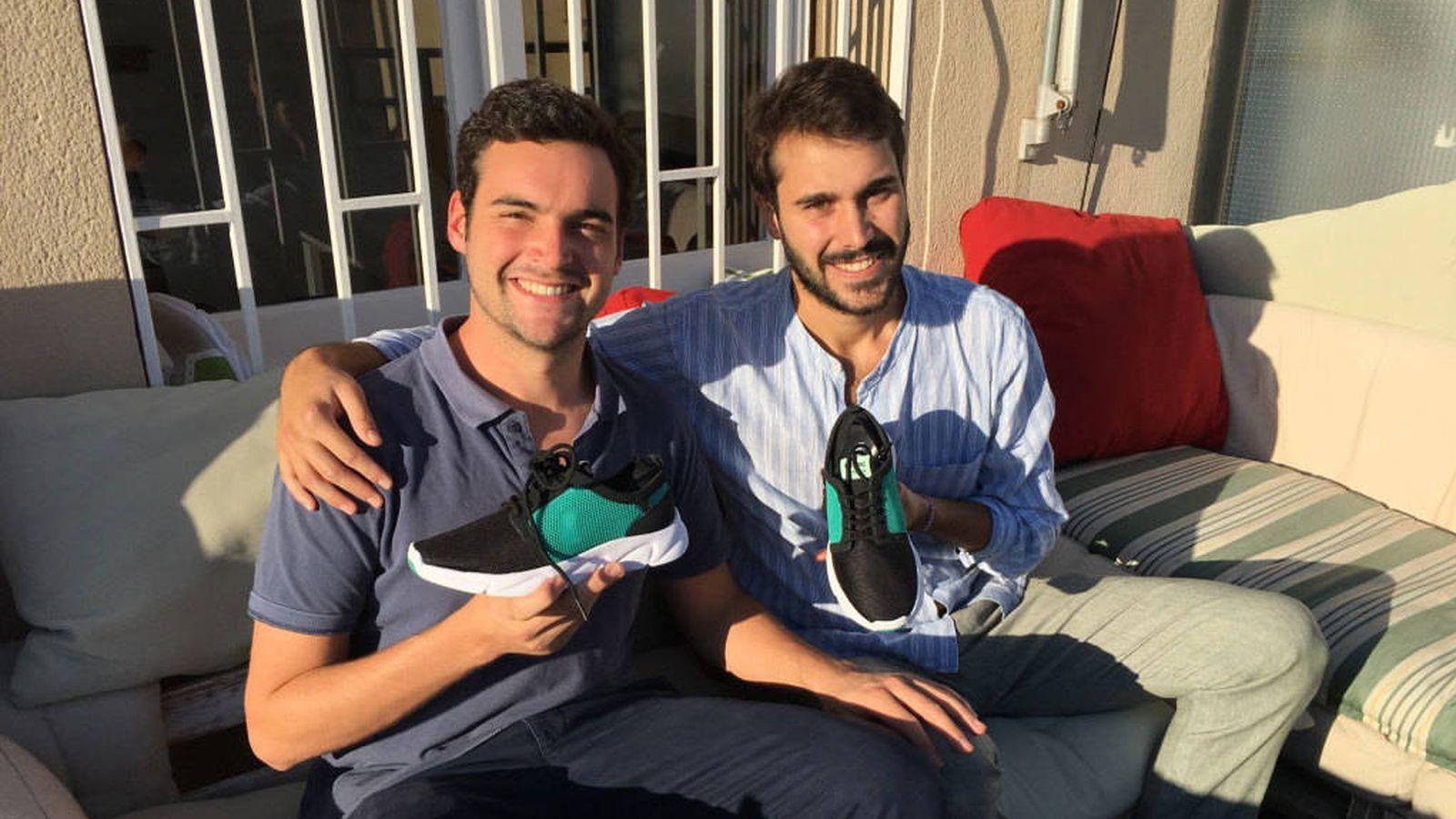Foto: Lucas de Gispert y Alberto Espinós son los cofundadores de Tropic Feel (Foto: Tropic)