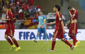 El 'annus horribilis' de la Selección: 5 derrotas y el fracaso del Mundial