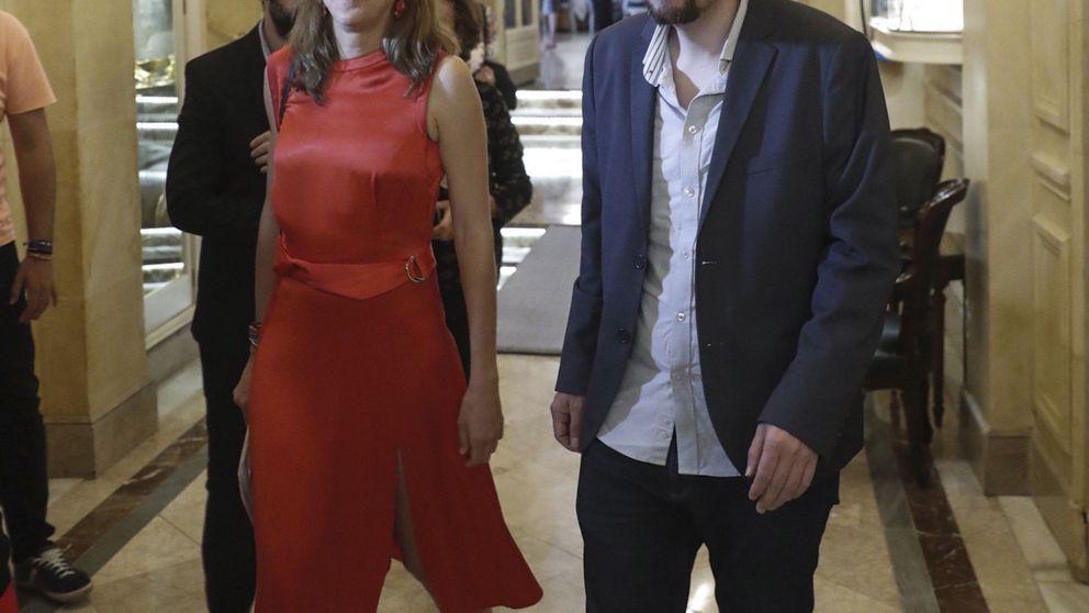 Iglesias pide a PSOE y C's que reconsideren la moción de censura contra Cifuentes