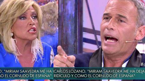'Sábado Deluxe': Lydia Lozano deja en evidencia a Carlos Lozano con un zasca