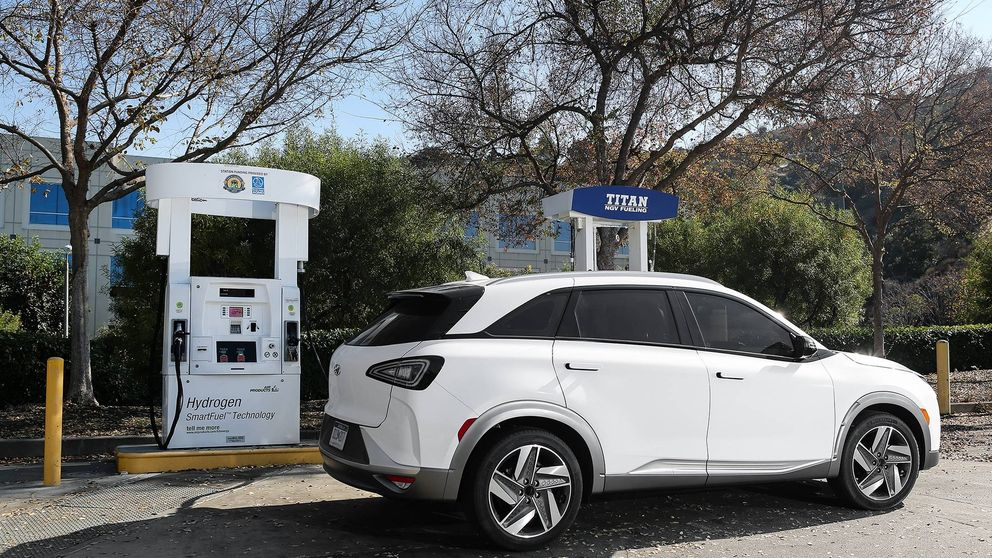 Hyundai Nexo, el futuro mira al hidrógeno