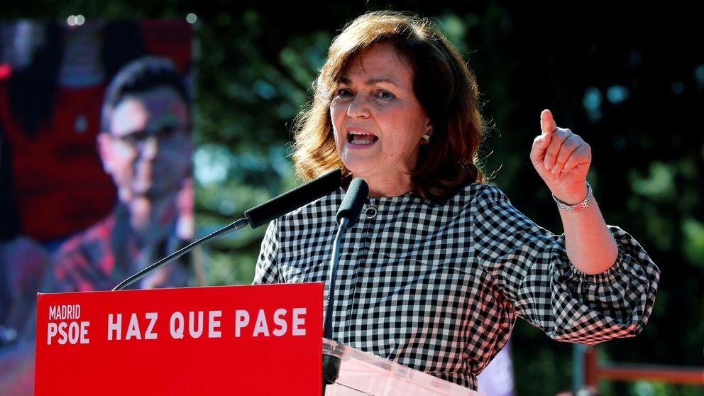 Calvo pide firmeza a la Junta para defender al personal de violencia de género