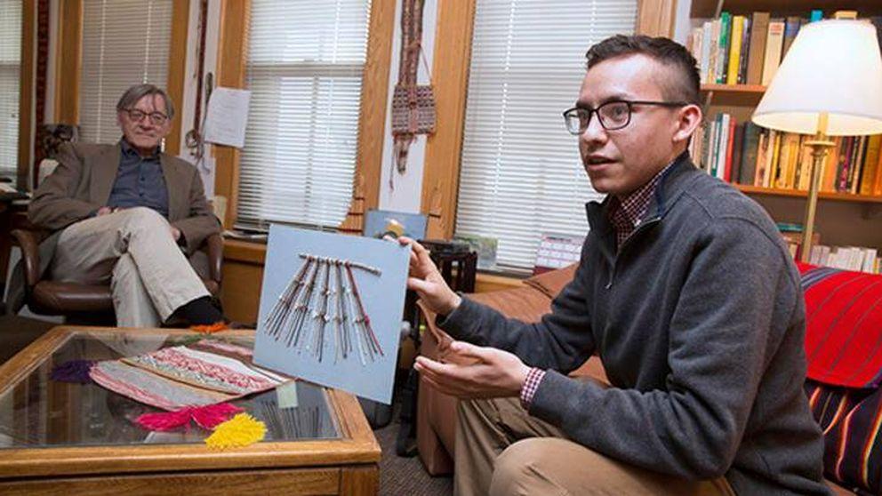 El misterio del código Inca, descifrado por un estudiante de Harvard