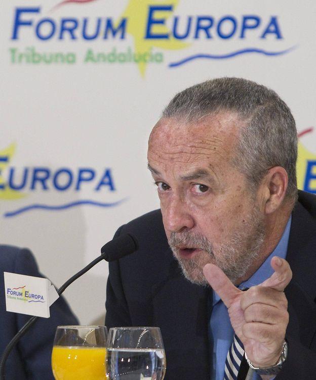 Foto: El expresidente del Instituto de Estudios Sociales Pedro Arriola. (EFE)