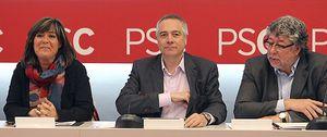 El PSC sacrifica hasta su relación con el PSOE para reforzar a Pere Navarro
