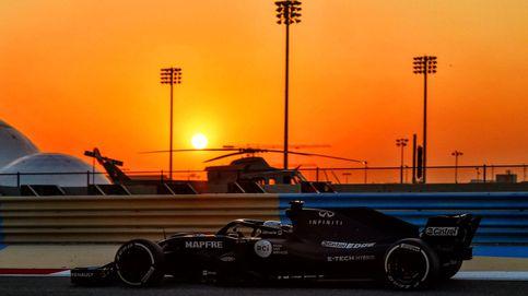 La paliza de Fernando Alonso en Baréin que no se dará en la pretemporada de 2021