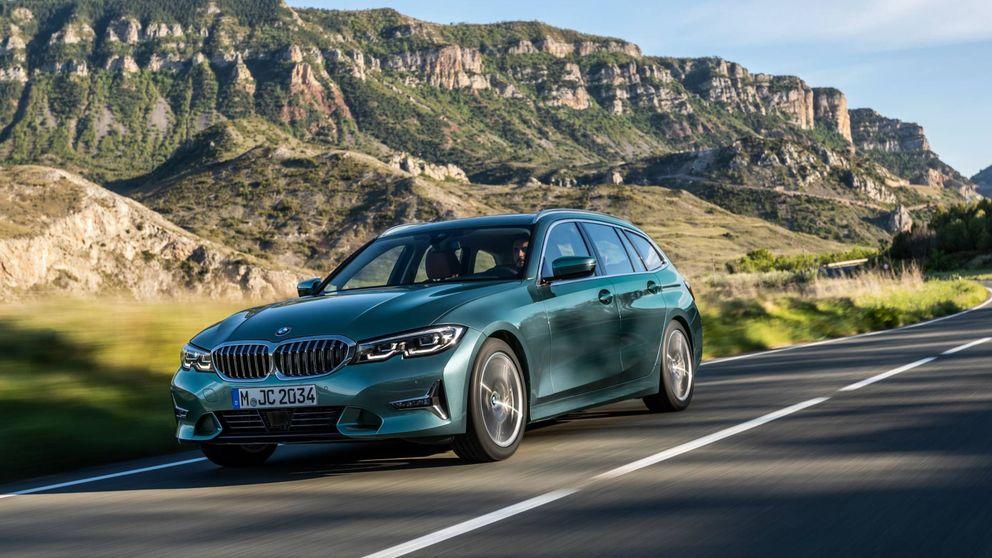 El nuevo BMW Serie 3 Touring: más grande y cómodo de lo que recordabas
