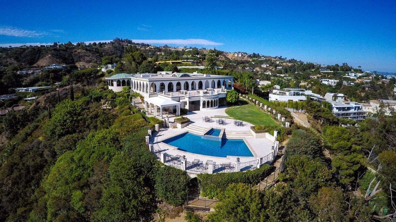 La lujosa mansión de un íntimo de los Clinton que puede batir récords