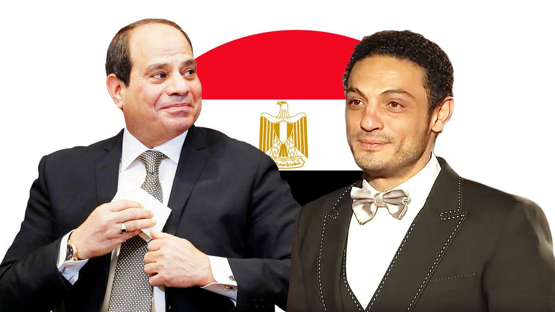 El constructor que está incendiando Egipto desde su lujoso 'exilio' en Barcelona