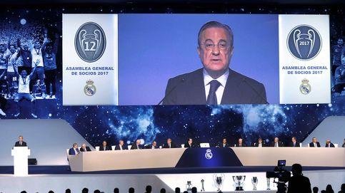 Así ha convertido Florentino Pérez al Real Madrid en una máquina de hacer dinero