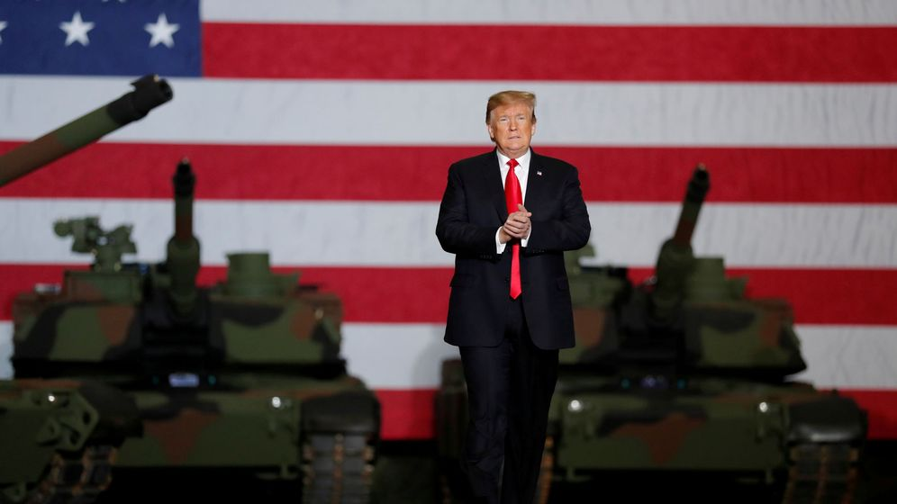 Foto: El presidente de Estados Unidos, Donadl Trump. (Reuters)