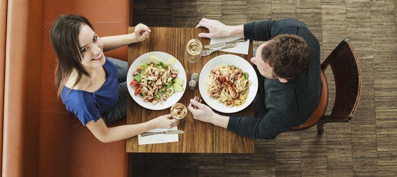 Foto: Una alimentación saludable es necesaria para nuestro bienestar físico y emocional. (Corbis)
