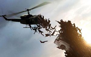 Matar a un zombie nunca fue tan caro como en 'Guerra Mundial Z'