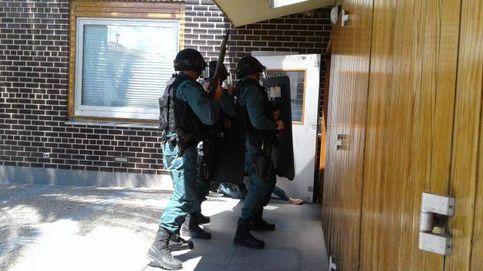 Se entrega el policía atrincherado en los juzgados de La Almunia (Zaragoza)