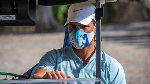 Nadal renuncia a participar en el US Open a finales de mes por temor al covid