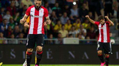 El Athletic toma con el incidente de Sola las medidas que no tomó con Llorente