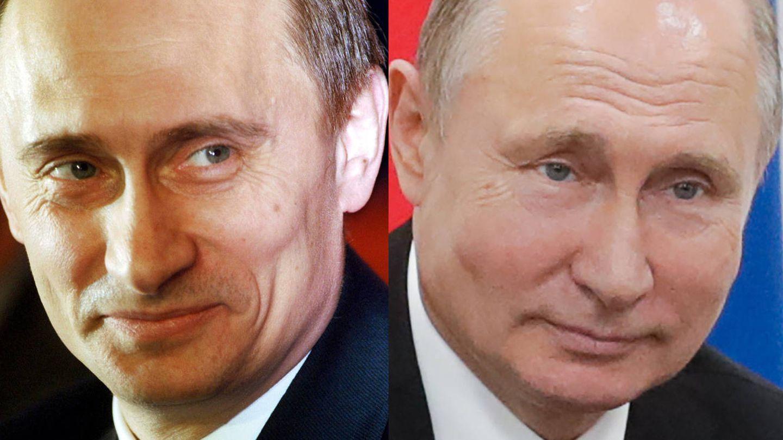 Putin tiene la piel más tersa que en el 2000. (Getty)