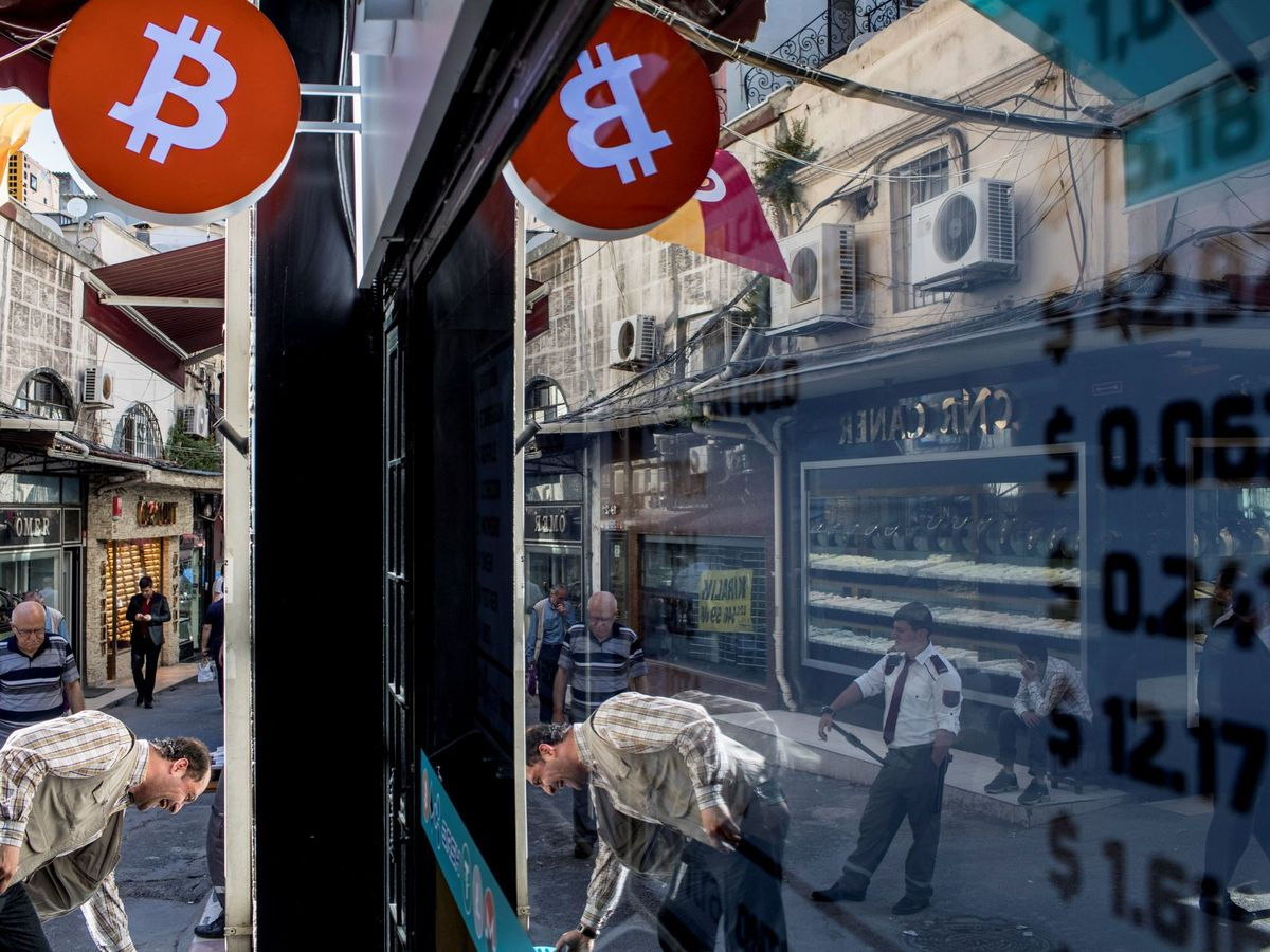 Foto: Bitcoin. (EFE)