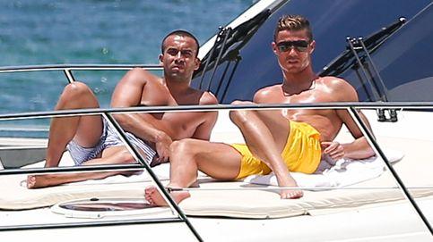 Cristiano Ronaldo luce palmito en Ibiza antes de vestir la camiseta de Portugal