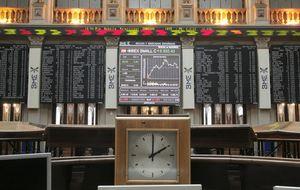 El Ibex 35 y encauza el camino para cerrar el trimestre con ganancias