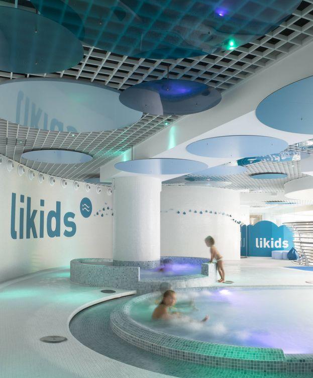Foto: El spa infantil Likids dentro de Caldea