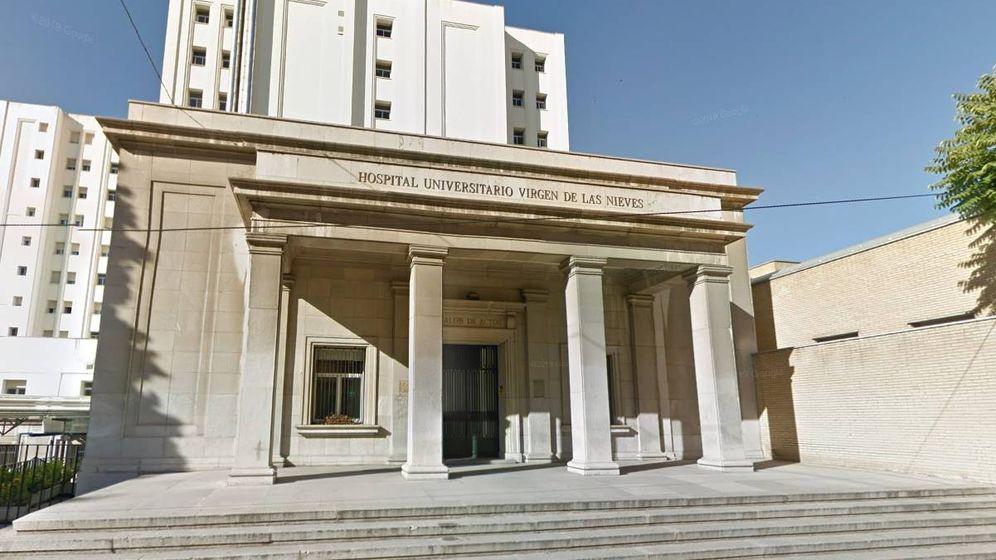 Foto: Hospital Universitario Virgen de las Nieves, en Granada (Google Maps)