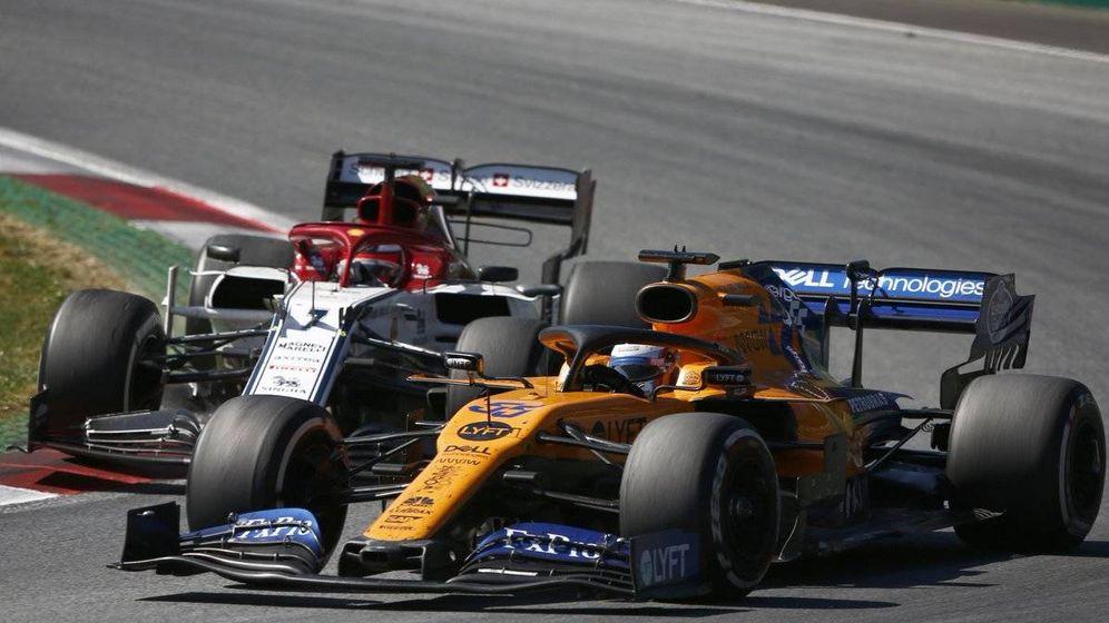 Foto: Para Carlos Sainz, su remontada en el Red Bull Ring ha sido una de sus mejores carreras en la Fórmula 1 (McLaren)