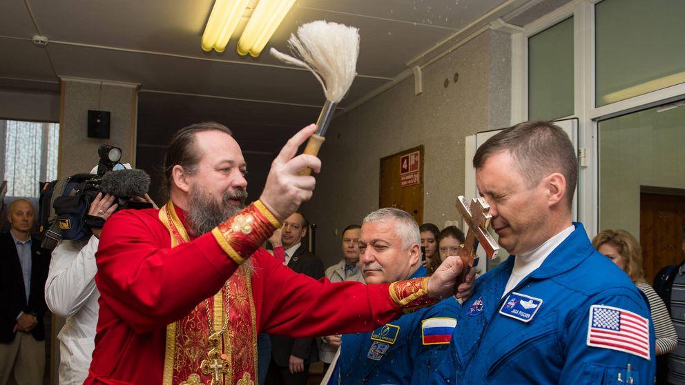 Las fotos más espectaculares de la última misión a la EEI
